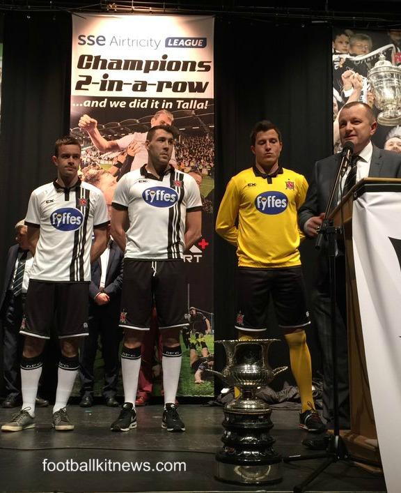 CX Sport Dundalk FC Jersey 2016