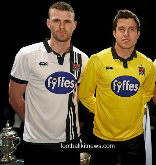 New Dundalk FC Kit 2016- Dundalk FC CX Sport Jerseys 2016 Home Away