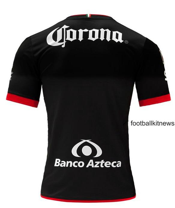 Atlas FC Tercer Jersey 2016