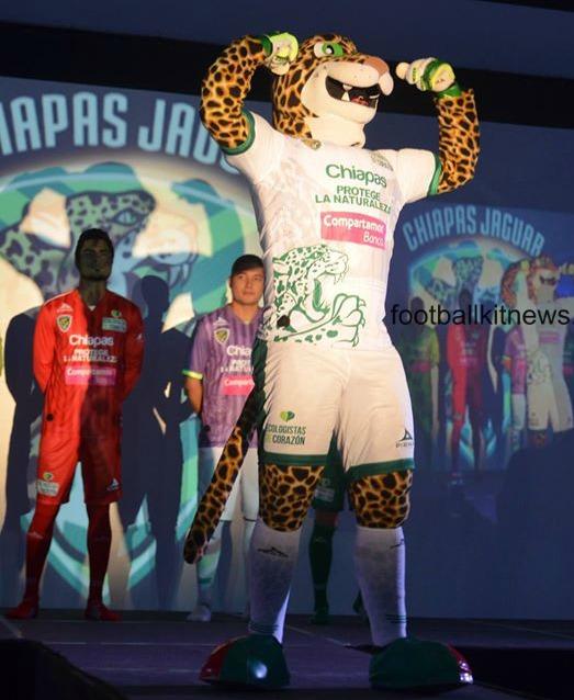 Chiapas FC Shirt 2016