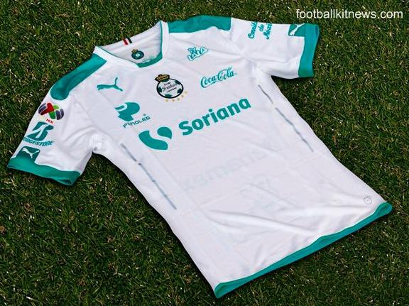 Club Santos Third Jersey 2016