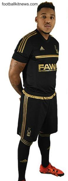 NFFC Third Kit 2015 16