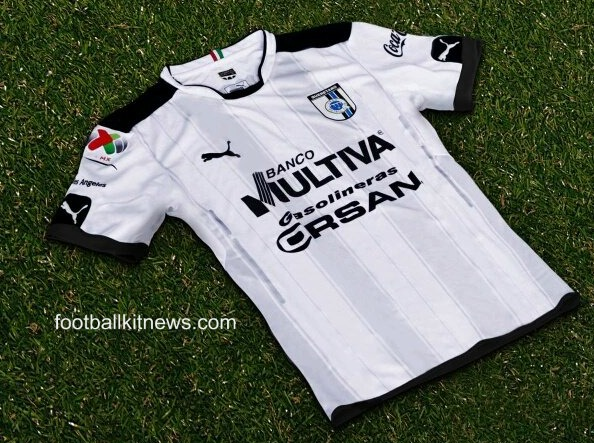 New Queretaro Third Jersey 2016- Club Queretaro Puma 3rd Shirt Clausura 2016