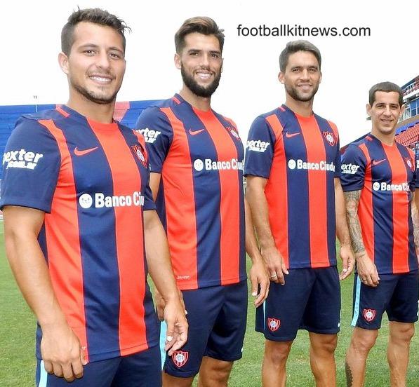 San Lorenzo Camiseta 2016 Nueva