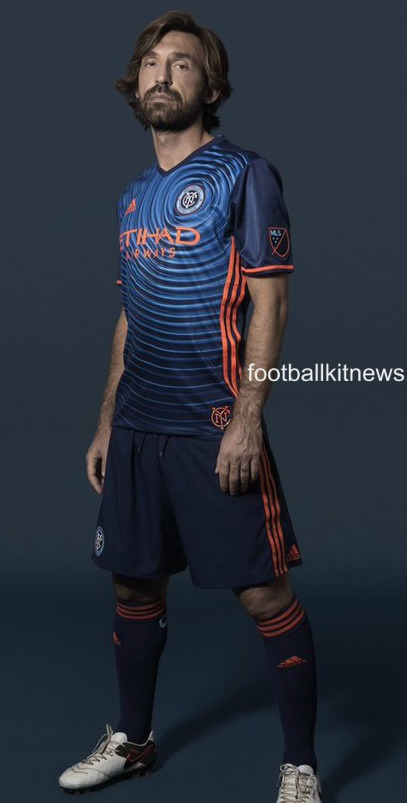 NYCFC Away Kit 2016