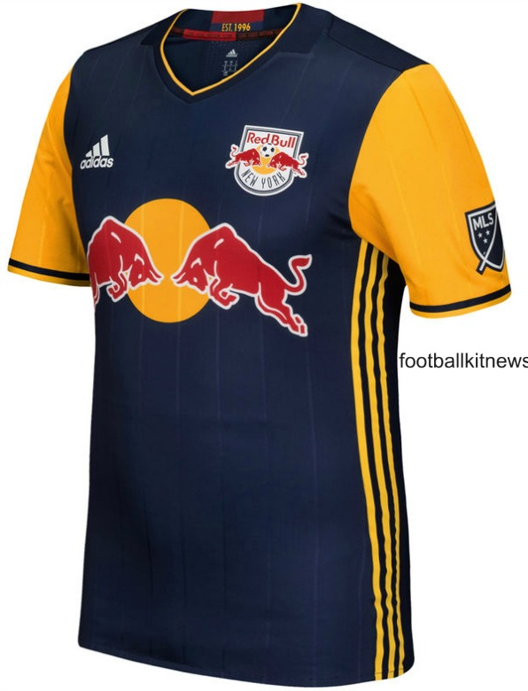 NYRB Away Jersey 2016