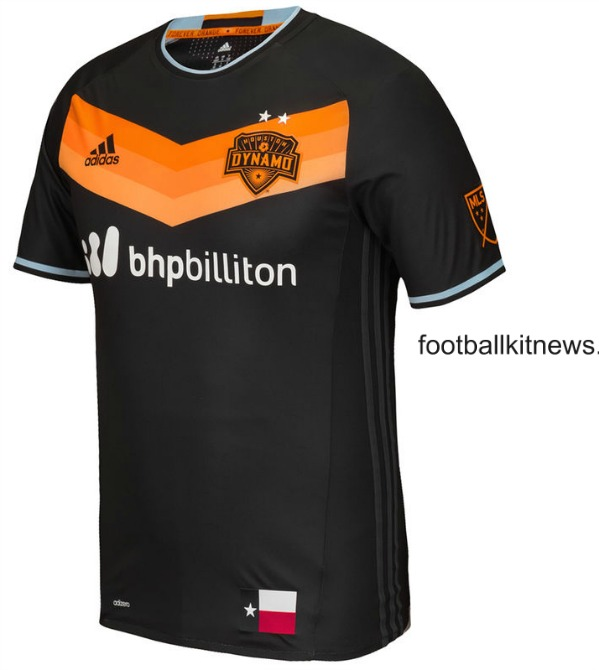 New Houston Dynamo Jersey 2016