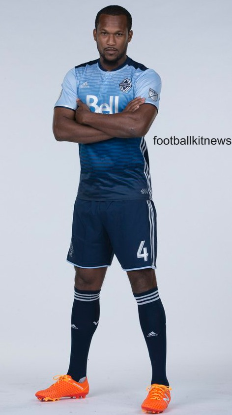New Whitecaps Away Jersey 2016