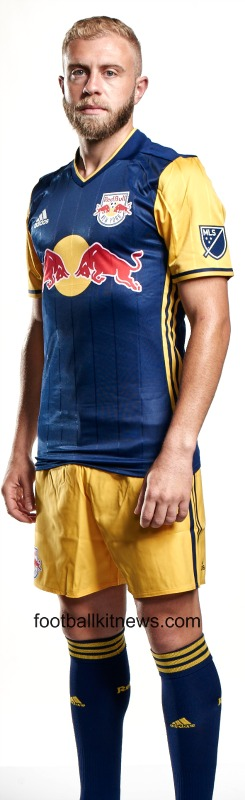 New York Red Bulls Away Kit 2016