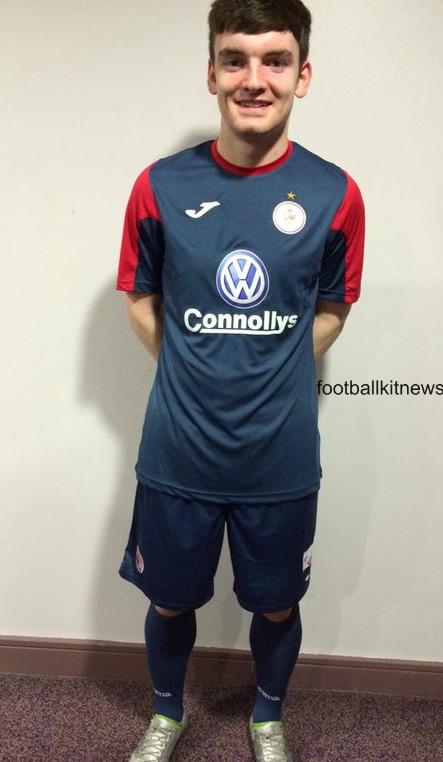 Sligo Rovers Third Shirt 2016