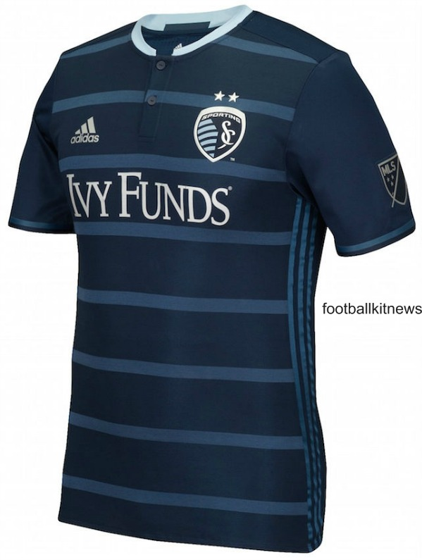 New Sporting KC Away Jersey 2016- Sporting Kansas City Alternate Kit 2016 MLS