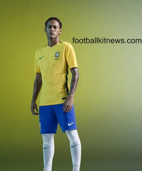 Brazil Home Kit 2016