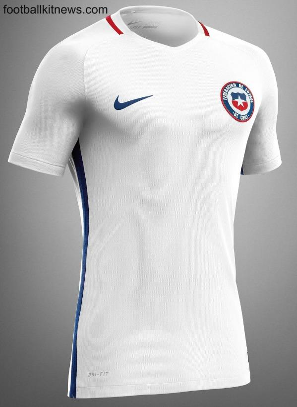 Chile Away Shirt 2016 Copa America