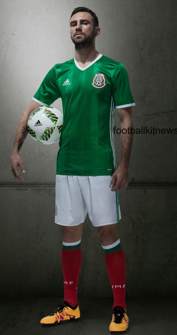 Mexico Copa Centenario Jersey 2016