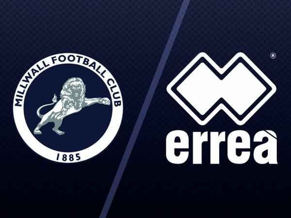 Millwall Errea Kit Deal
