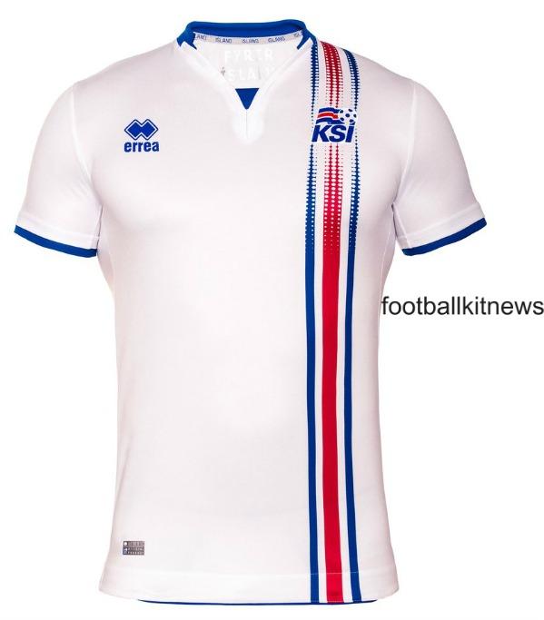 New Iceland Euro 2016 Shirt