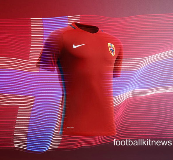 New Norway Home Jersey 2016 2017