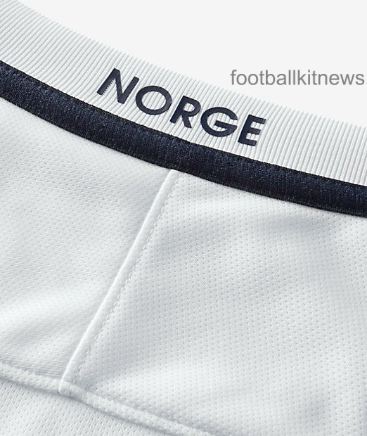 New Norway Jerseys 2016-17- Nike Norwegian Kits 16-17 (Home & Away)
