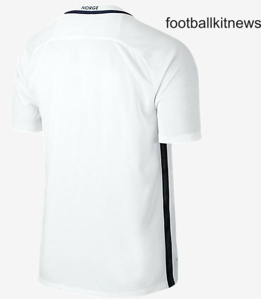 Norway Away Kit 2016 17