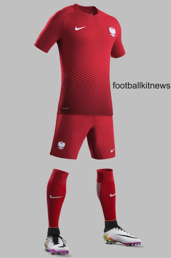 Poland Euro 2016 Kit