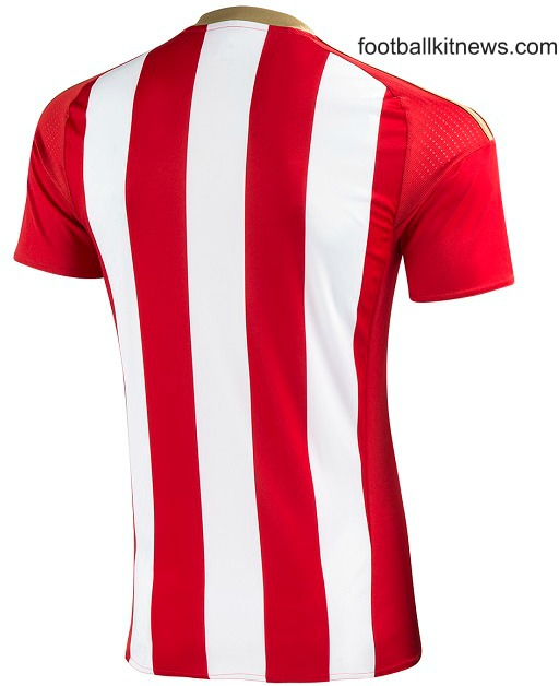 New SAFC Top 2016 17
