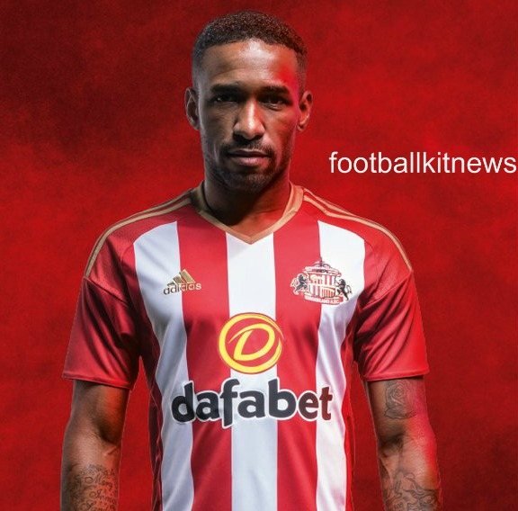 New Sunderland Home Strip 2016/17 by Adidas revealed