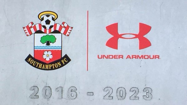 New Saints Under Armour Kit Deal- Southampton to wear UA beginning 2016-17