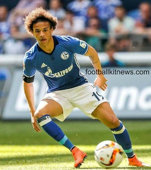 Schalke Home Kit 16 17