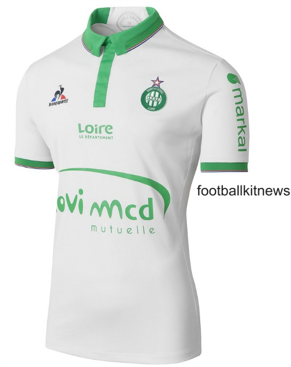 ASSE Away Shirt 2016 17