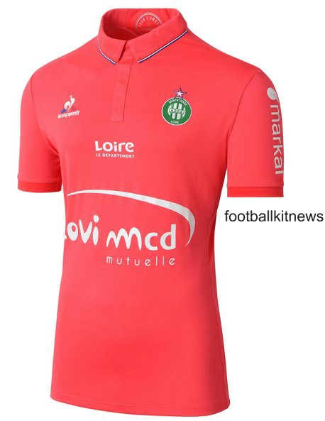 ASSE Goalkeeper Kit 2016 17
