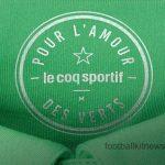 New ASSE Kits 2016/17- Le Coq Sportif St.Etienne Jerseys 2016-2017