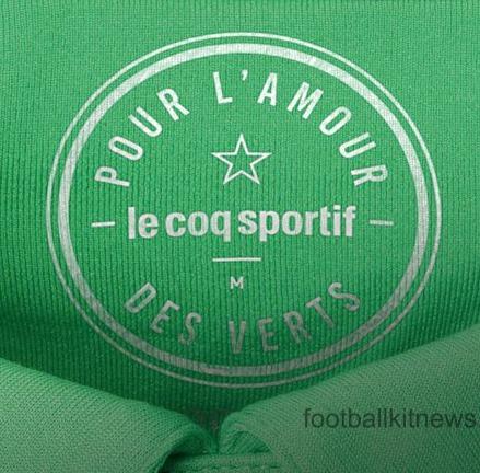 ASSE Shirt Closeup Pour L'Amour