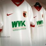 New Augsburg Kit 2016/17- FCA Nike Home Jersey 16-17