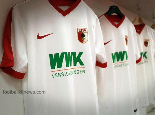 Augsburg Kit 2016 17