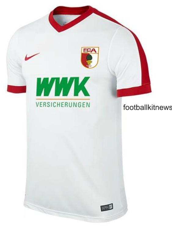 Augsburg Shirt 16 17