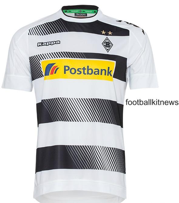 Borussia Monchengladbach Shirt 2016 17