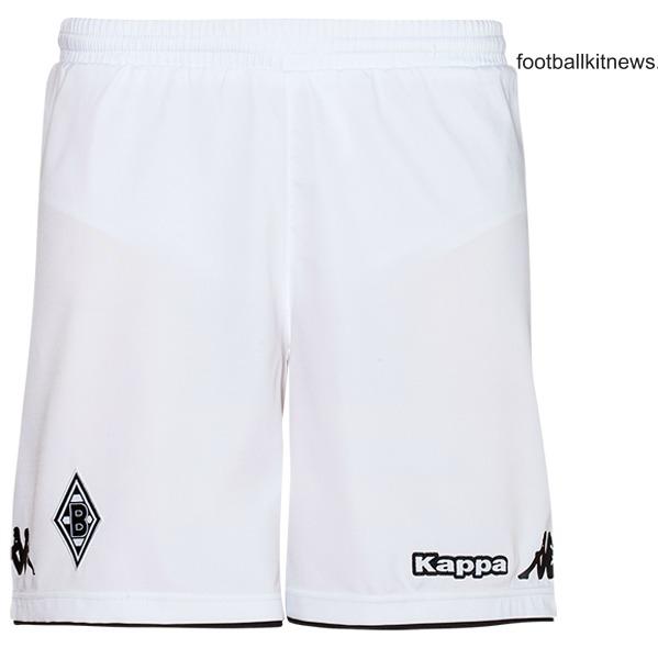 Borussia Monchengladbach Shorts 2016 17