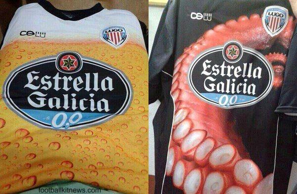 CD Lugo Beer Octopus