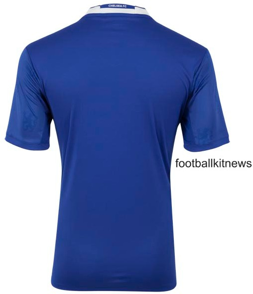 Chelsea Home Top 16 17 Back