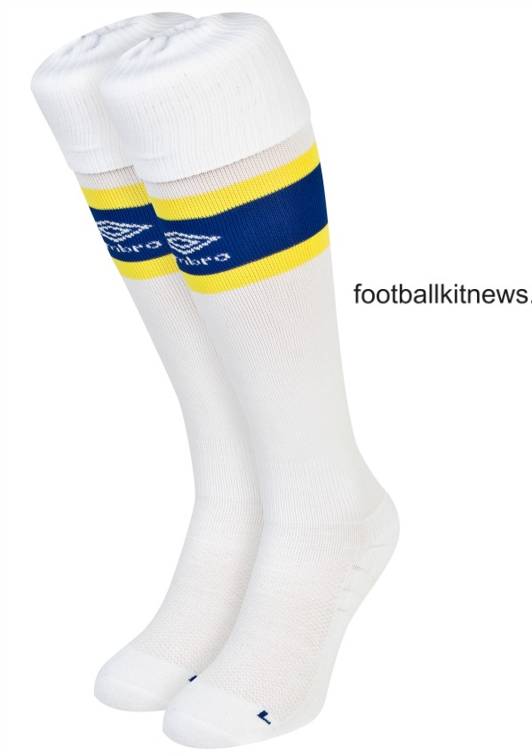 Everton Home Socks 16 17