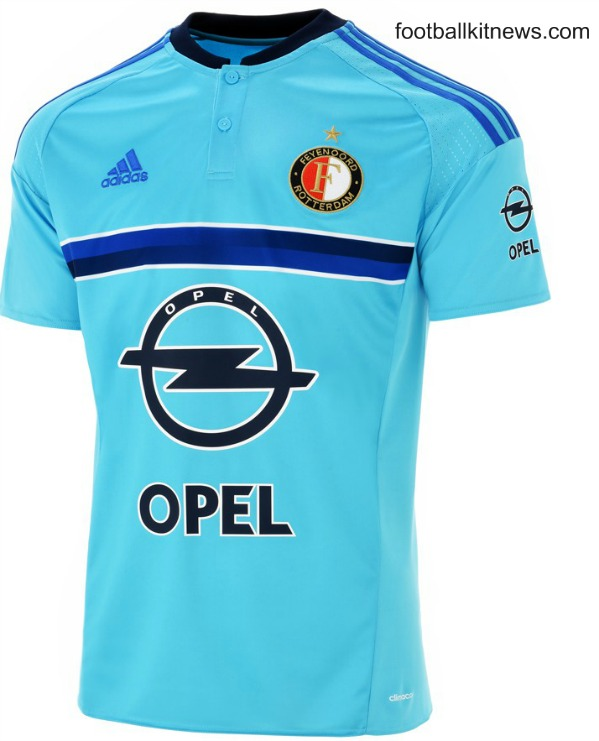 Feyenoord Away Kit 16 17
