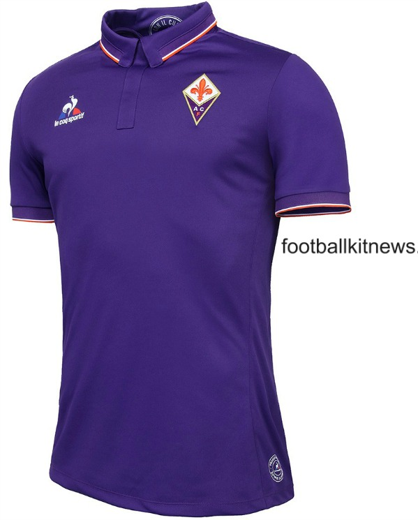 Fiorentina Home Shirt 16 17