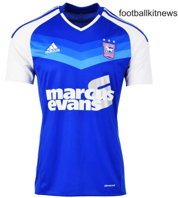 Ipswich Home Kit 2016 17