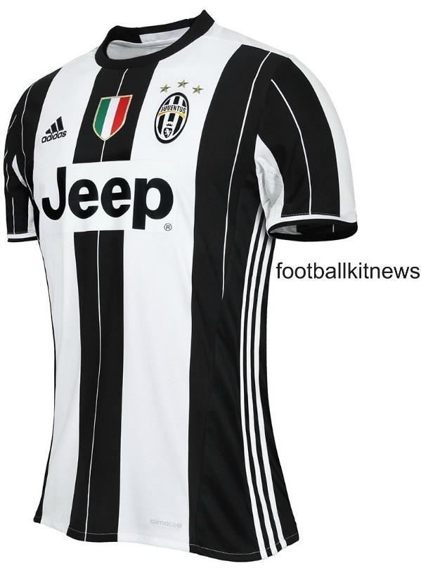 Juventus Home Kit 16 17