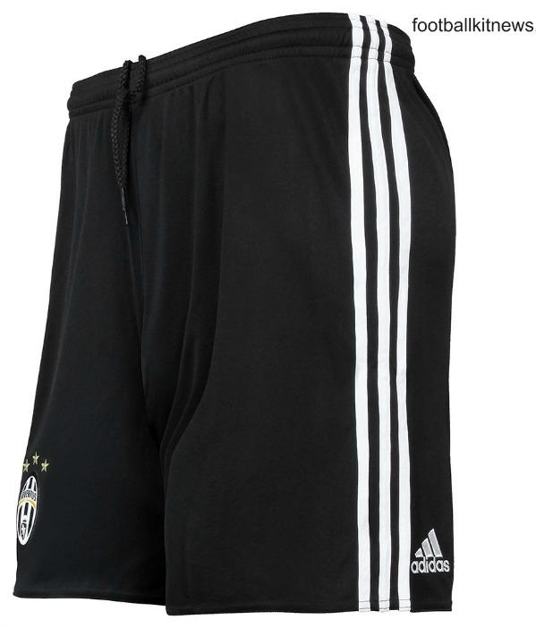 Juventus Home Shorts 2016 17