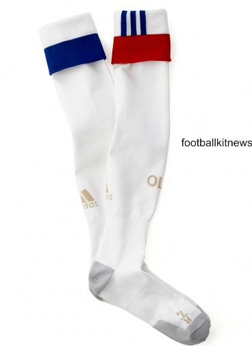 Lyon Home Socks 16 17