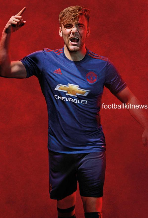 Man Utd Away Kit 2016 2017