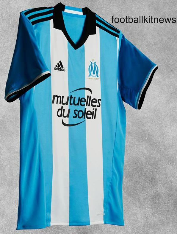 Marseille Argentina Third Shirt 2016