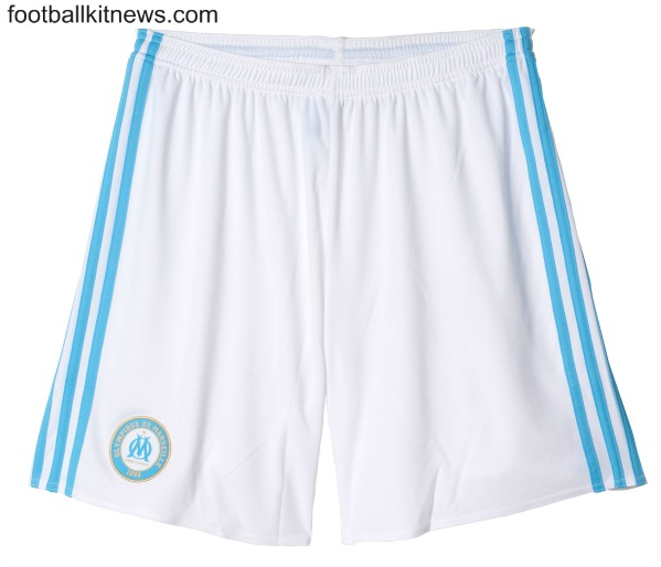 Marseille Home Shorts 16 17