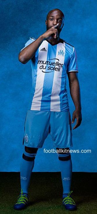 Marseille Third Kit 2016 2017